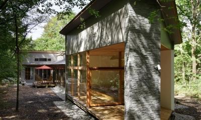 040軽井沢Cさんの家
