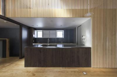高床の家 (キッチン)