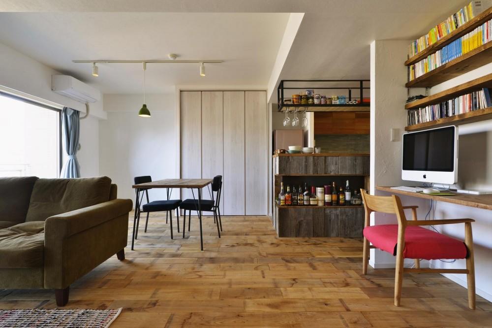 スタイル工房「T邸・好きなものに囲まれて暮らせる家」