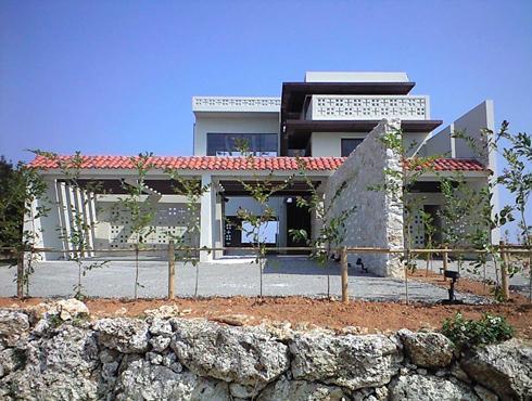 okinawa-kouri 02 沖縄古宇利島の完全貸切リゾートホテル「ONE SUITE」の部屋 外観