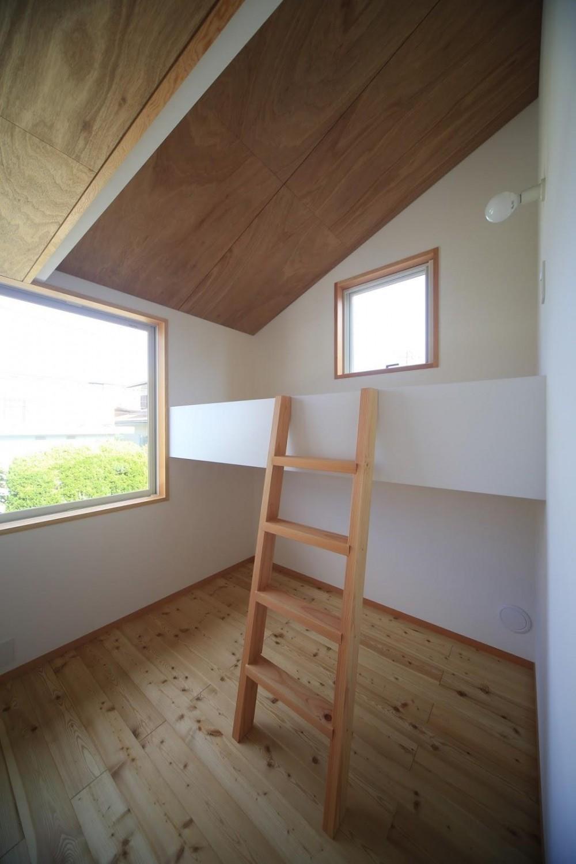 西鎌倉の家リノベーション (ご主人の書斎)
