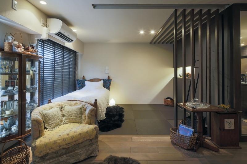 No.79 3人暮らしの部屋 寝室1