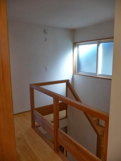 稲口町の家の部屋 廊下