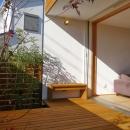 徳田英和の住宅事例「稲口町の家」