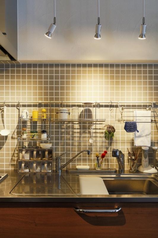 No.78 2人暮らしの部屋 キッチン