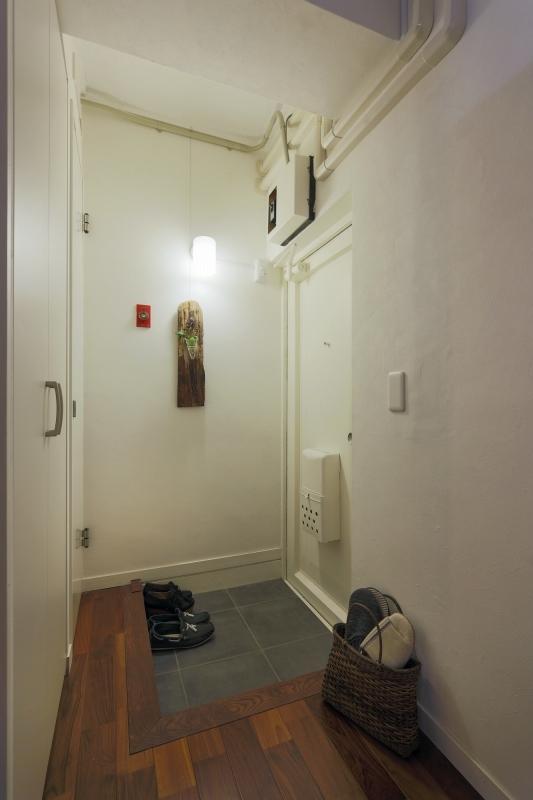No.78 2人暮らしの部屋 玄関
