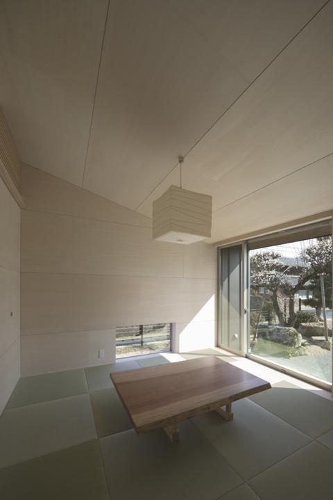 城島の家 (和室 (撮影:岡本公二))