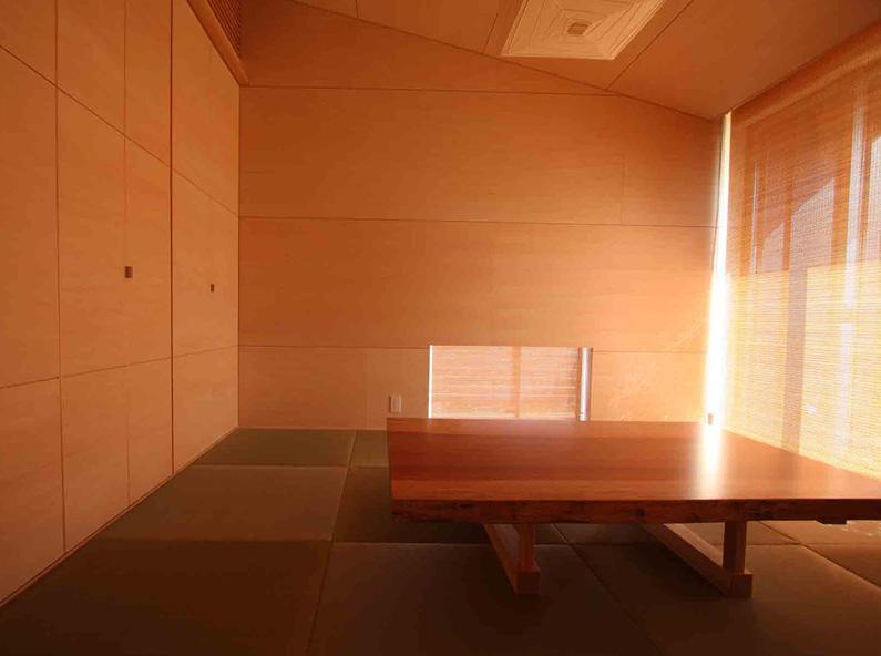 城島の家の部屋 和室 (撮影:岡本公二)