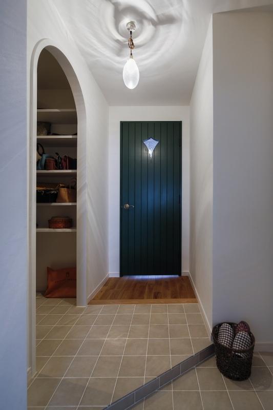 No.75 40代/1人暮らしの部屋 玄関