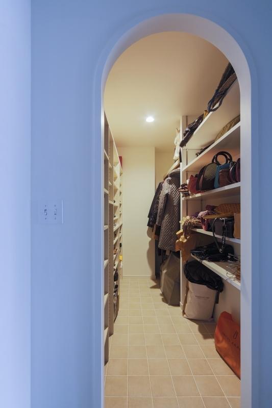 No.75 40代/1人暮らしの部屋 クローゼット