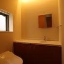 チカちゃん家の写真 トイレ