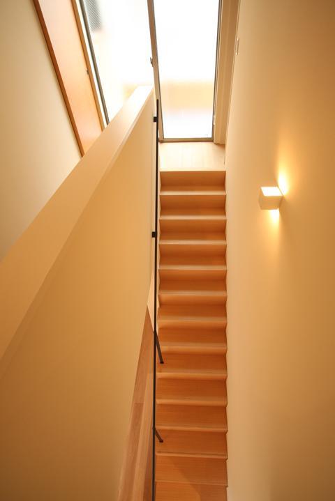 チカちゃん家の部屋 階段