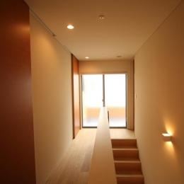 チカちゃん家 (廊下)