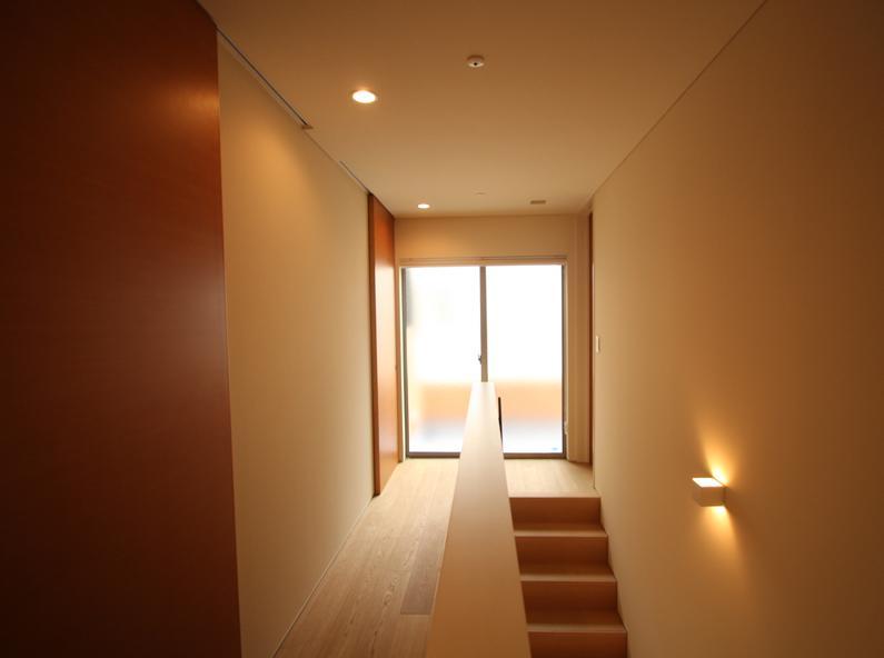 チカちゃん家の部屋 廊下