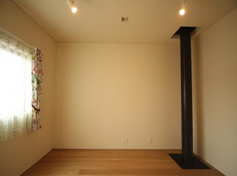 チカちゃん家の部屋 子供室