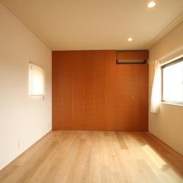 チカちゃん家 (寝室)