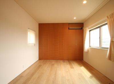 寝室 (チカちゃん家)