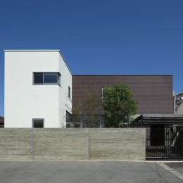外観 (Garden House)