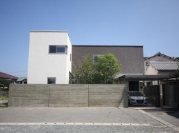 Garden House (外観)