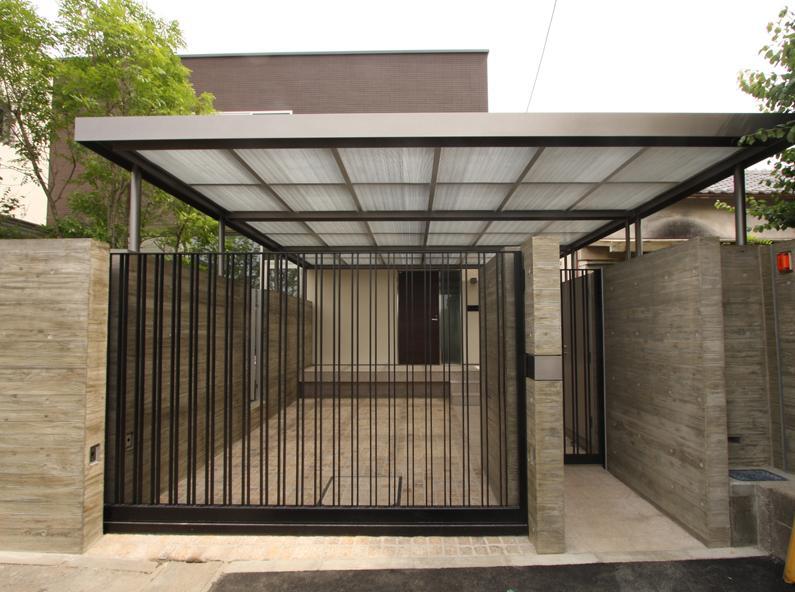 Garden Houseの写真 車庫