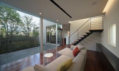リビング|Garden House