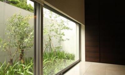 廊下|Garden House