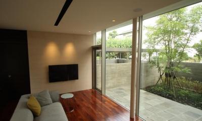 居間|Garden House