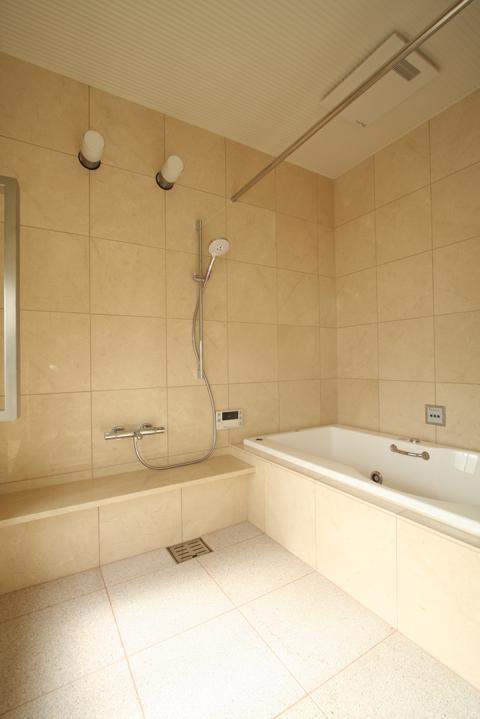 Garden Houseの部屋 2階浴室