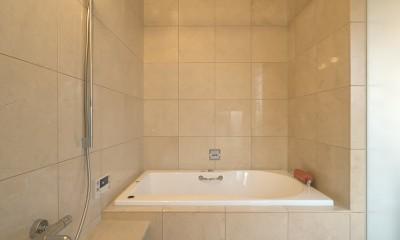 2階浴室|Garden House