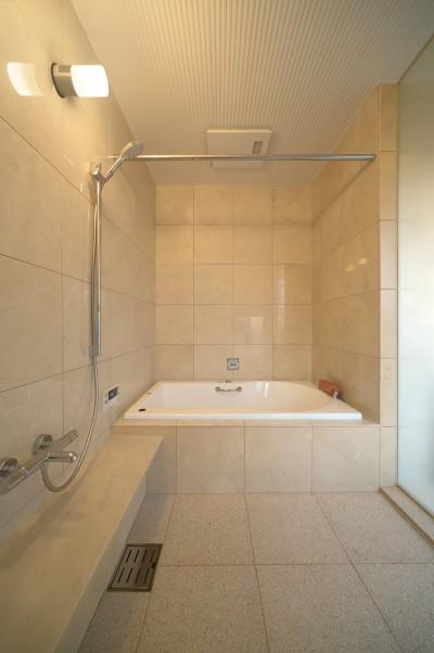 2階浴室 (Garden House)