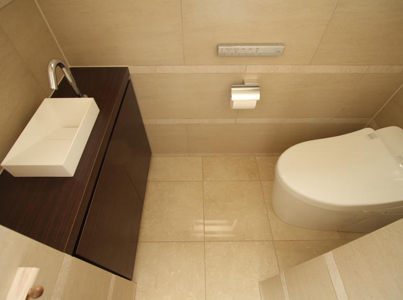 Garden Houseの部屋 2階トイレ