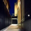 三竿創 + 三竿佐喜子の住宅事例「川西町の家」