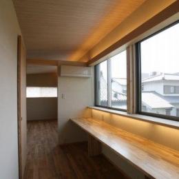 2Fホール (坊屋敷町の家)