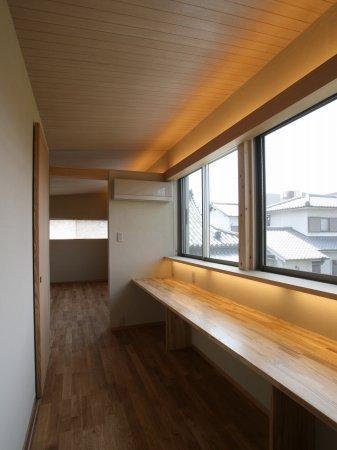 坊屋敷町の家 (2Fホール)