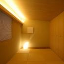 坊屋敷町の家の写真 2F客室