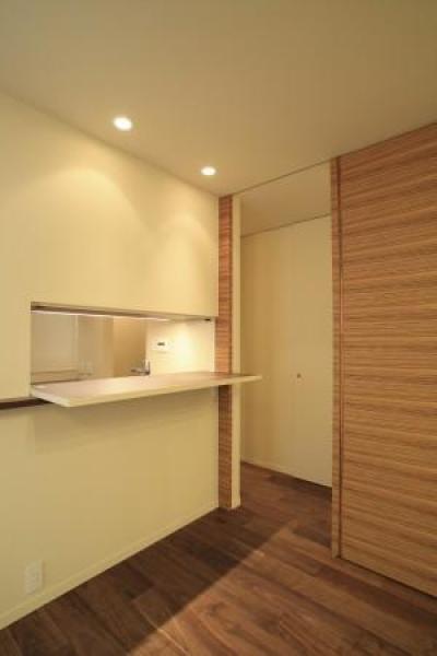 生野の家~リノベーション~ (キッチンと繋がる空間)