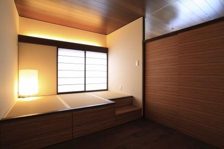 生野の家~リノベーション~の部屋 和の空間