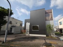 Gather House (外観 東面)
