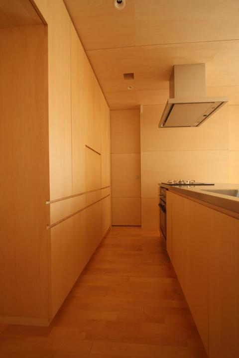 Gather Houseの部屋 キッチン