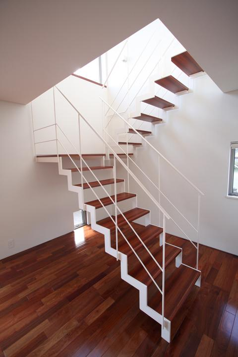 Relaxation Houseの部屋 階段