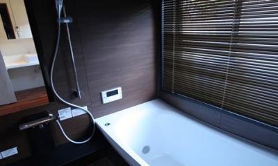 1階浴室|Relaxation House