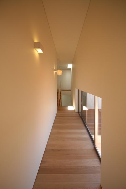 STEP HOUSEの部屋 廊下
