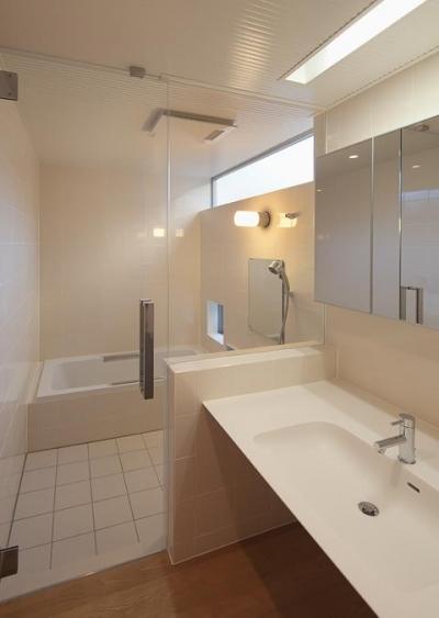 洗面 浴室 (STEP HOUSE)