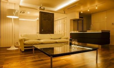 シンプル、シャビー、モロッコ調、部屋ごとに表情が変わるマンション