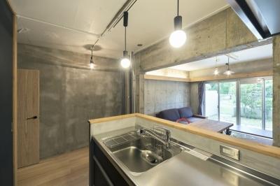 キッチン2 (No.73 30代/3人暮らし)