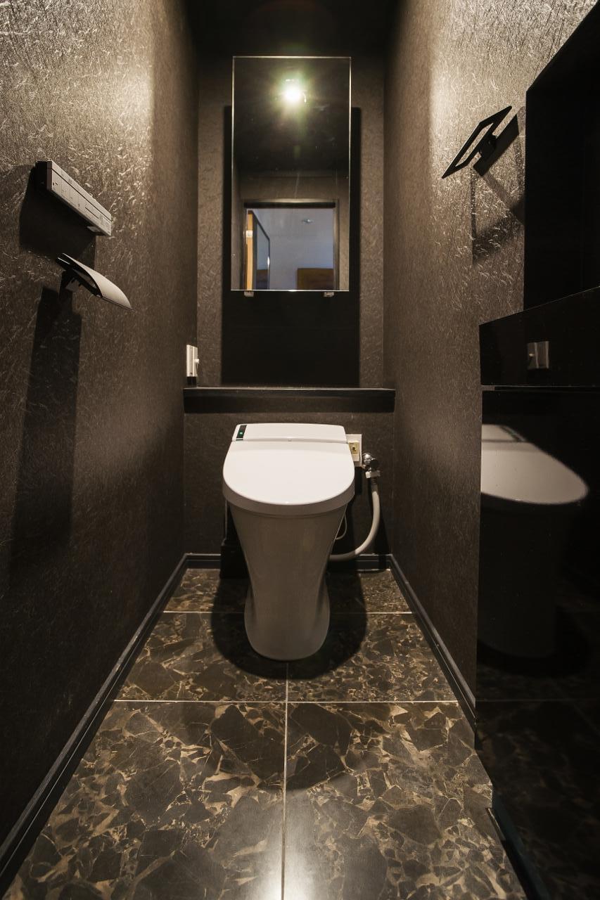 隠れたおしゃれをトイレが素敵な家suvacoスバコ