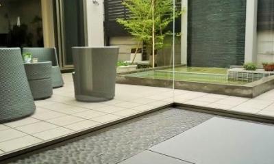 Terrace|目黒のコートハウス