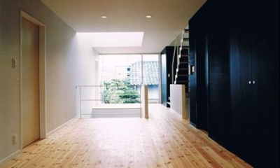 House K reconstruction (広々とした多目的スペース)