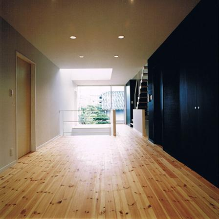 House K reconstructionの部屋 広々とした多目的スペース