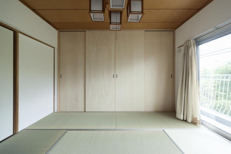 No.73 30代/3人暮らし (和室2)